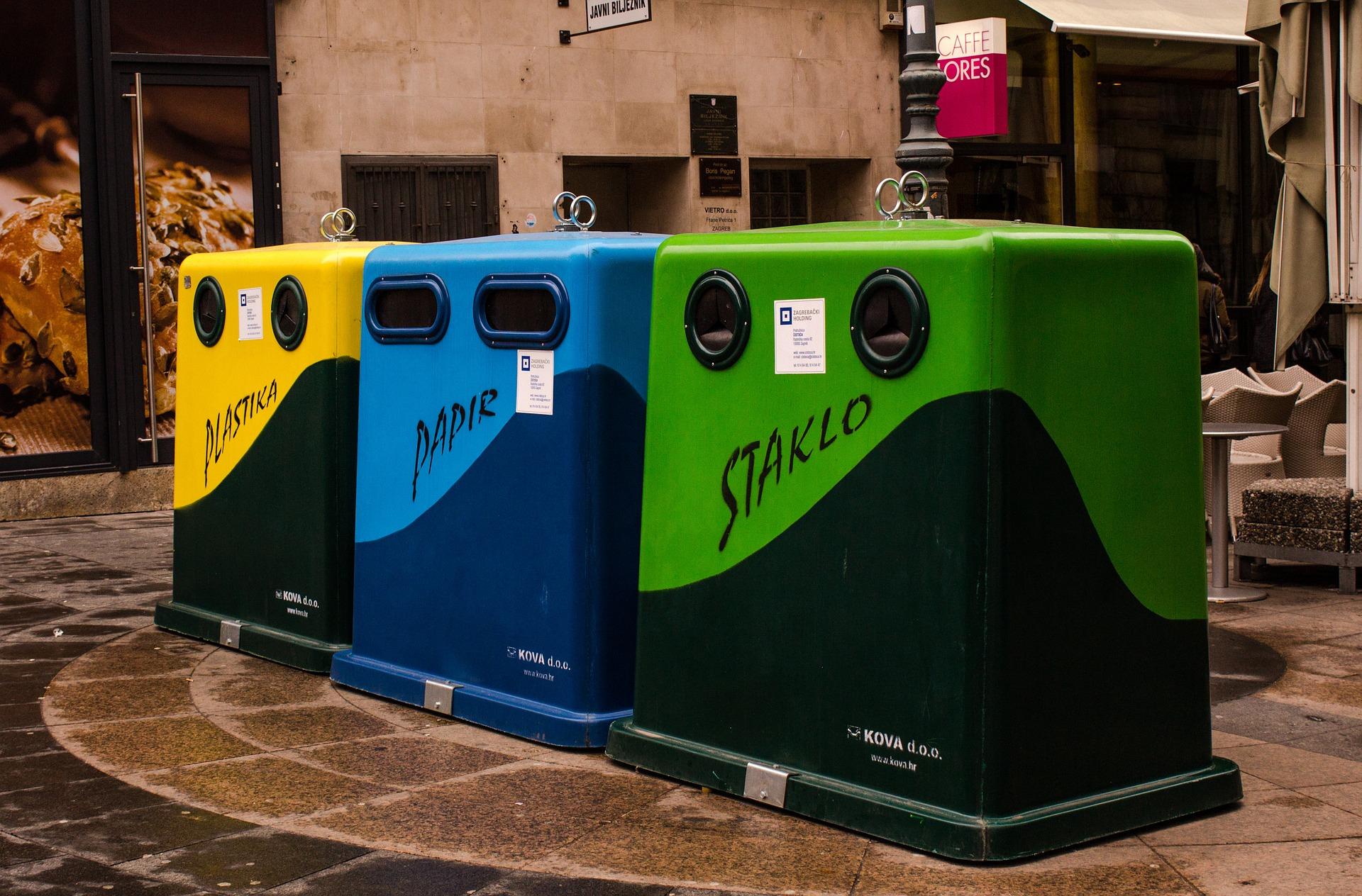 Jak chronić środowisko - recykling
