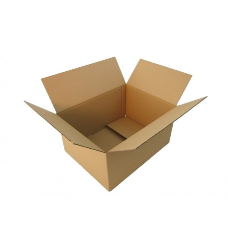 Pudełko klapowe 390/295/195