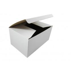Pudełko fasonowe 287/182/140 białe