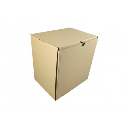 Pudełko fasonowe 280/220/305 szare