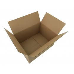 Pudełko klapowe 715/395/295