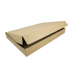 Pudełko fasonowe 520/350/60 szare
