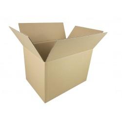 Pudełko klapowe 550/400/350 tektura 3-warstwowa, mocna