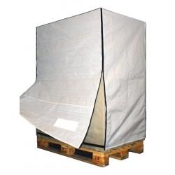 Pokrowce na palety 1250/850/1800 otwierane