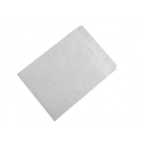 Koperty bąbelkowe białe 290/370 H18