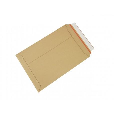Koperty kartonowe brązowe 350/250