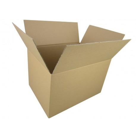 Pudełko klapowe 500/330/325  tektura 3-w