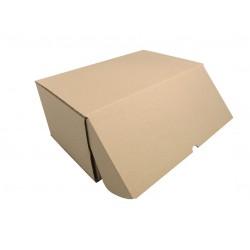Pudełko fasonowe 435/275/200 szare