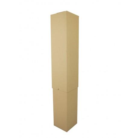 Pudełko długie typu tuba 140/140/550-1000