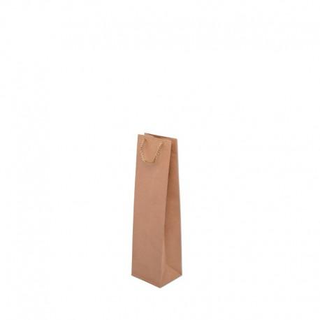 Torba papierowa 11/9/40 brązowa prestige