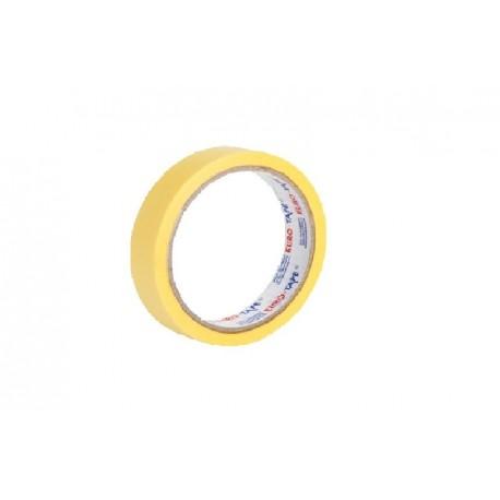 Taśma papierowa żółta 25mm/35m