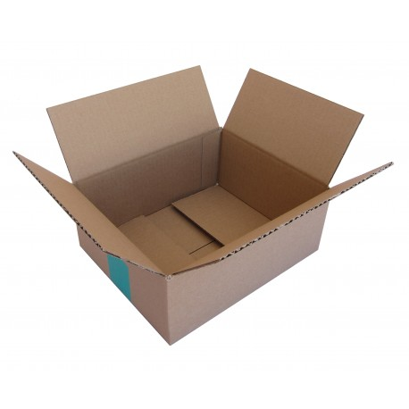 Karton klapowy 250/200/100 zestaw 50 szt.