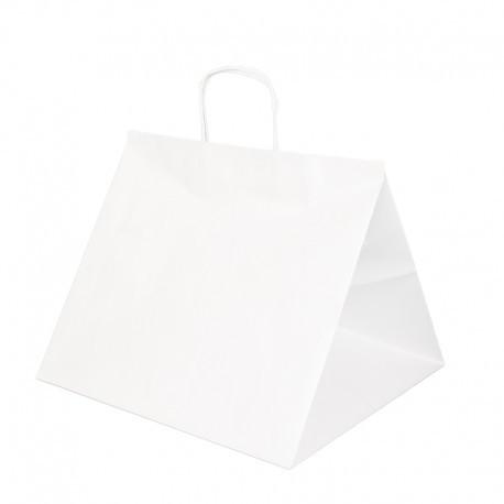 Torba papierowa 36/33/32 biała 100g