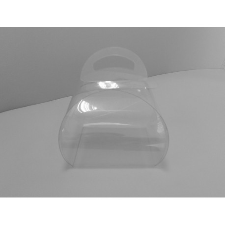 Pudełko plastikowe Tort Duży 110/110/100