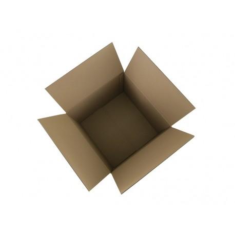 Pudełko klapowe 380/380/135 tektura 3-warstwowa